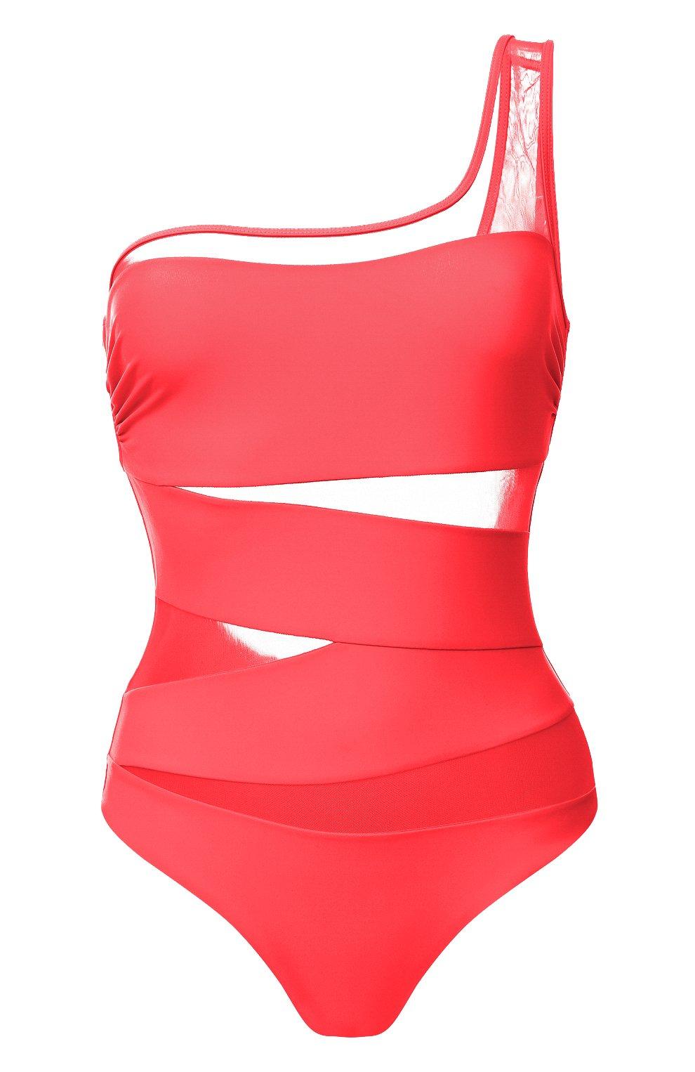 Женский слитный купальник NATAYAKIM розового цвета, арт. NY-017/19S   Фото 1