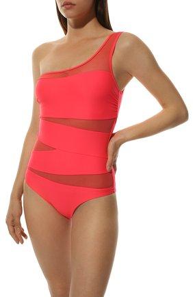 Женский слитный купальник NATAYAKIM розового цвета, арт. NY-017/19S | Фото 2