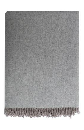 Мужского кашемировый плед BRUNELLO CUCINELLI серого цвета, арт. MPLA98152 | Фото 2