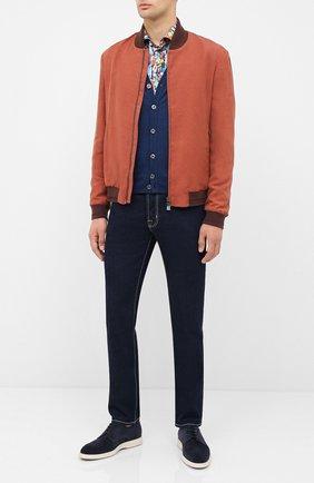 Мужская рубашка ETON разноцветного цвета, арт. 1000 01443 | Фото 2