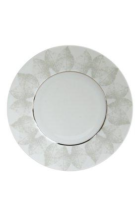 Мужского тарелка салатная silva BERNARDAUD серебряного цвета, арт. 1853/17 | Фото 1