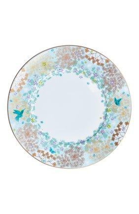 Мужского тарелка салатная in bloom or  BERNARDAUD разноцветного цвета, арт. 1862/21260   Фото 1