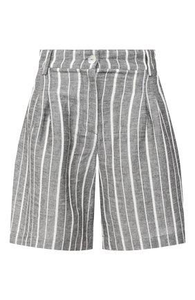 Льняные шорты   Фото №1