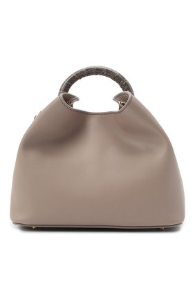 Женская сумка boazi ELLEME серого цвета, арт. BA0ZI/LEATHER | Фото 1