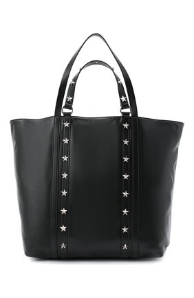 Женская сумка-шопер REDVALENTINO черного цвета, арт. UQ2B0C14/IBL | Фото 1