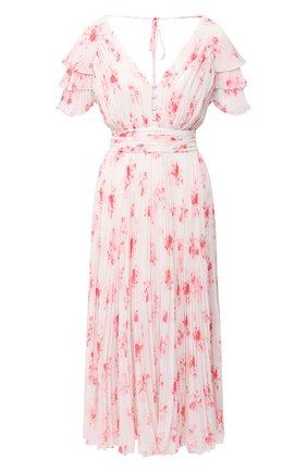 Женское платье SELF-PORTRAIT розового цвета, арт. PF20-085P | Фото 1