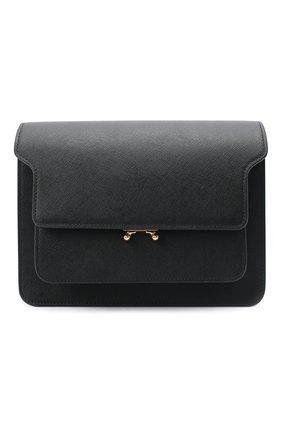 Женская сумка trunk MARNI черного цвета, арт. SBMPN09N01/LV520 | Фото 1