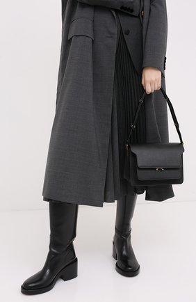Женская сумка trunk MARNI черного цвета, арт. SBMPN09N01/LV520 | Фото 2