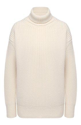 Женская шерстяной свитер MARNI белого цвета, арт. DVMD0097Q0/FH573 | Фото 1