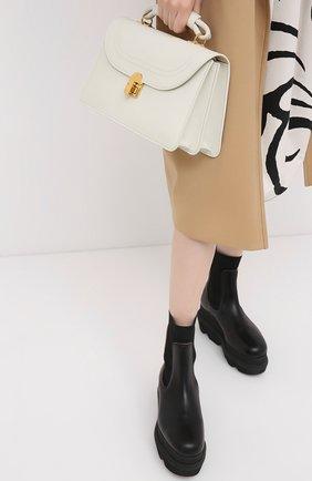 Женская сумка juliette MARNI белого цвета, арт. BMMP0044Y1/P3430 | Фото 2