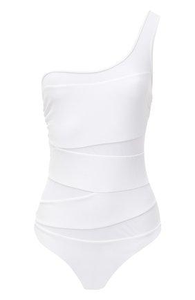 Женский слитный купальник NATAYAKIM белого цвета, арт. NY-017/19S | Фото 1