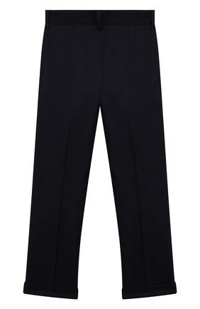 Детские брюки ALESSANDRO BORELLI MILANO синего цвета, арт. P20218-41синий-20л | Фото 2