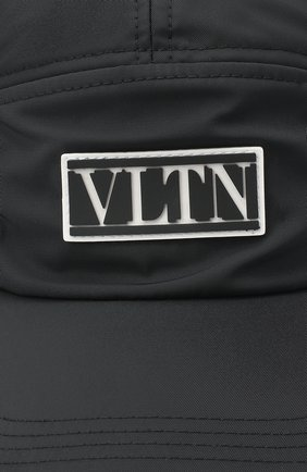 Мужской бейсболка valentino garavani VALENTINO черного цвета, арт. UY2HDA14/ZHP   Фото 3