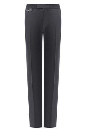 Мужской брюки из шерсти и кашемира ZILLI серого цвета, арт. M0U-40-38P-D6304/0001 | Фото 1