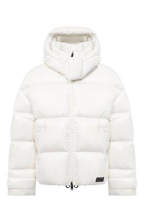 Мужская пуховая куртка VALENTINO белого цвета, арт. UV3CNB006PH | Фото 1
