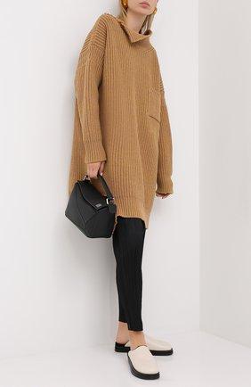 Женская шерстяной свитер MARNI бежевого цвета, арт. DVMD0096Q0/FH573 | Фото 2