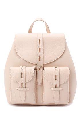 Женский рюкзак net FURLA светло-розового цвета, арт. BACWFUA/HSF000 | Фото 1