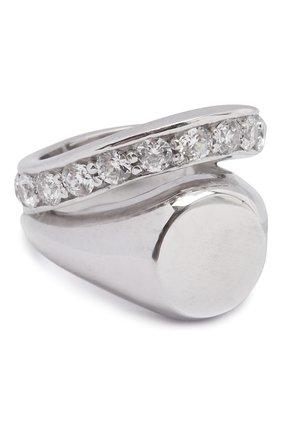 Женское кольцо LEVASHOVAELAGINA серебряного цвета, арт. marina/r | Фото 1