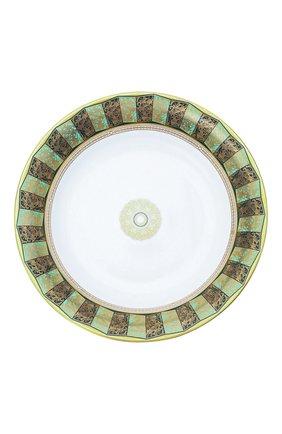 Мужского блюдо для гарнира eventail vert BERNARDAUD зеленого цвета, арт. 1848/21265   Фото 1