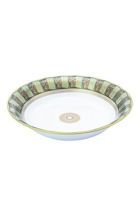 Мужского блюдо для гарнира eventail vert BERNARDAUD зеленого цвета, арт. 1848/21265   Фото 2