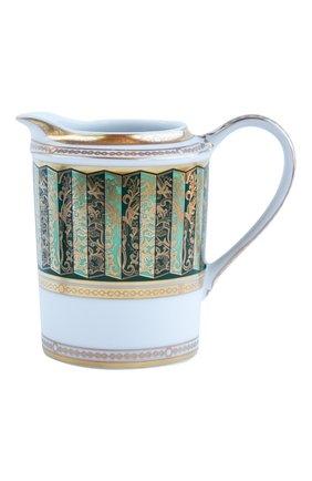 Мужского молочник eventail vert BERNARDAUD зеленого цвета, арт. 1848/57 | Фото 1