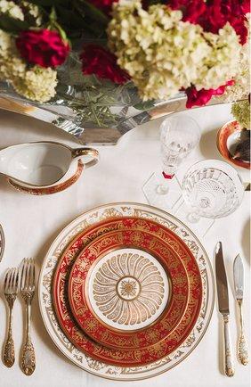 Мужского суповая пиала aux rois rouge BERNARDAUD красного цвета, арт. G653/26 | Фото 3
