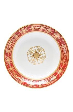 Мужского блюдо для гарнира aux rois rouge  BERNARDAUD красного цвета, арт. G653/21265   Фото 1