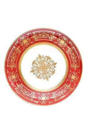 Блюдо для торта aux rois rouge  BERNARDAUD красного цвета, арт. G653/21267 | Фото 1