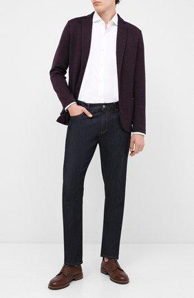 Мужской шерстяной пиджак GRAN SASSO бордового цвета, арт. 57124/14229 | Фото 2