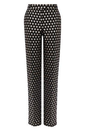 Женские брюки GIORGIO ARMANI бежевого цвета, арт. 0WHPP0DJ/T01UP   Фото 1