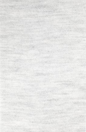 Женские кашемировые носки BRUNELLO CUCINELLI светло-серого цвета, арт. M64945019P   Фото 2