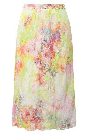Женская юбка RALPH LAUREN разноцветного цвета, арт. 290803888 | Фото 1