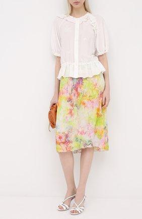 Женская юбка RALPH LAUREN разноцветного цвета, арт. 290803888 | Фото 2