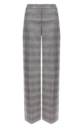 Женские шерстяные брюки LORENA ANTONIAZZI бежевого цвета, арт. A2029PA045/3272 | Фото 1