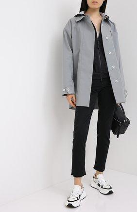 Женские джинсы BRUNELLO CUCINELLI черного цвета, арт. M0H43P5524 | Фото 2
