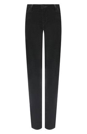 Женские брюки 7 FOR ALL MANKIND серого цвета, арт. JSWTV650GR | Фото 1