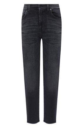 Женские джинсы 7 FOR ALL MANKIND серого цвета, арт. JSA7B190LD | Фото 1