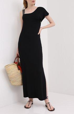 Женское платье ANTIGEL черного цвета, арт. ESA1150 | Фото 2