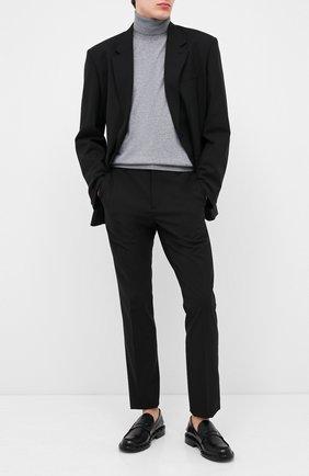 Мужской пиджак VALENTINO черного цвета, арт. UV3CEB356DP | Фото 2