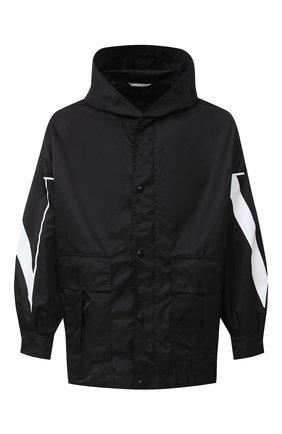 Мужская куртка VALENTINO черно-белого цвета, арт. UV3CJE506FQ | Фото 1