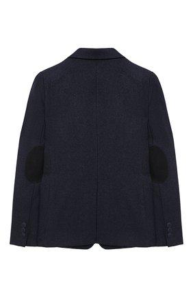 Детский пиджак ALESSANDRO BORELLI MILANO синего цвета, арт. JK2044-20л | Фото 2