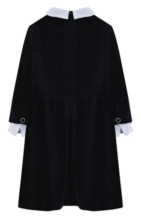 Детское платье ALESSANDRO BORELLI MILANO синего цвета, арт. D20562-6-20л | Фото 2