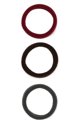 Детская комплект из 3-х резинок basic l JUNEFEE разноцветного цвета, арт. 6558 | Фото 1
