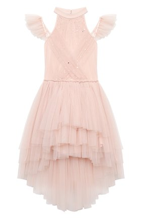 Детское платье TUTU DU MONDE розового цвета, арт. TDM5212/12   Фото 1