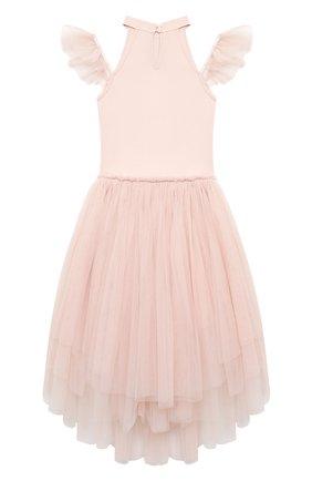 Детское платье TUTU DU MONDE розового цвета, арт. TDM5212/12   Фото 2