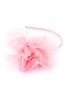 Детского ободок TUTU DU MONDE розового цвета, арт. TDM5318 | Фото 2