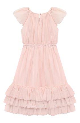 Детское платье TUTU DU MONDE розового цвета, арт. TDM5384/4-11   Фото 2