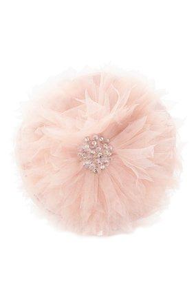 Детская сумка TUTU DU MONDE розового цвета, арт. TDM5393 | Фото 1 (Материал: Текстиль)