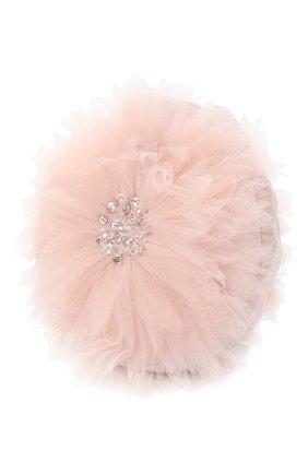 Детская сумка TUTU DU MONDE розового цвета, арт. TDM5393 | Фото 2 (Материал: Текстиль)