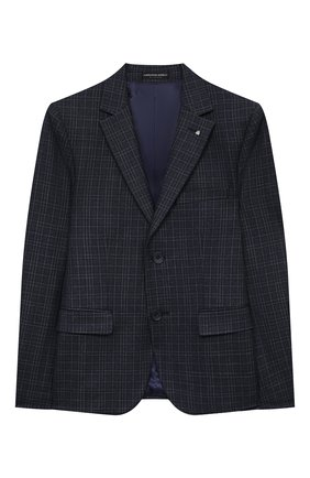 Детский костюм из брюк и пиджака ALESSANDRO BORELLI MILANO синего цвета, арт. BEJ20226-20л | Фото 2